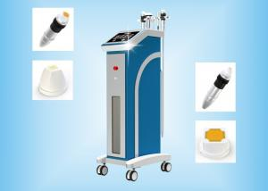 China Verticle RF Facial Machine For Wrinkle Removal and Face Lift with OEM / ODM on sale