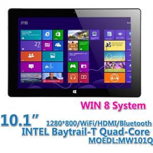 China Windows 8 Tablet PC  MW101Q on sale