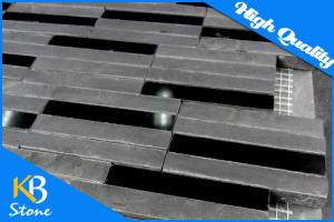 mix gray and black stone marble tiles honed marble mosaic tile for rh marblemosaicstiles sell everychina com