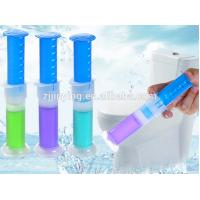 China Factory Direct Sale 36g Cheap Colorful Frangrance Wc Gel Toilet Gel Deodorizer on sale