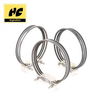 China High quality engine spare parts new design of aluminum engine parts piston ring S6D102 6732-31-2300 on sale