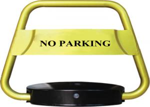 China 180 Degree Anti Theft Car Parking Lock Remote Control For Parking Lot System on sale