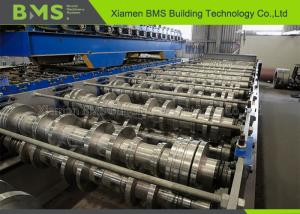 China BMS Floor Deck Roll Forming Machine World Bex For Industry Metal Floor Decking on sale