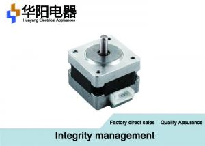 China Hybrid 12 Volt Gear Reduction Motor , High Accuracy Two Phase Stepper Motor on sale