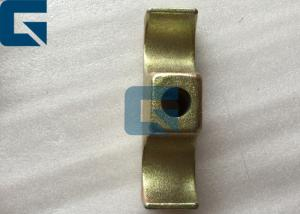 China Copper Metal Screw Clamps Excavator Spare Parts , Durable Excavator Components on sale