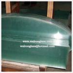 a forma oval quadrada de 4-19mm Roung moderou/vidro temperada para portas, tabelas