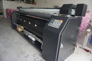 China Durable Double Sided Digital Textile Printing Machine Feather Beach Flag Flying on sale