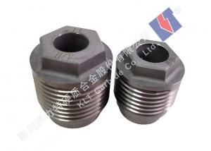 China Injection Molding Dedicated Tungsten Carbide Nozzle Polished Surface on sale