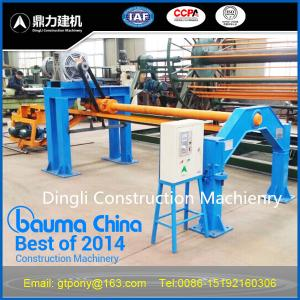 China hume cement pipe making machine in China on sale