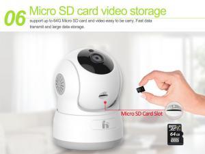 China IP Wireless Security Alarm Camera/Spy Camera Mini Camera Cam on sale