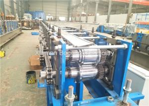 China Hydraulic Cutting Rolling Shutter Machine / Shutter Door Forming Machine on sale
