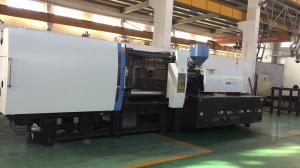 China Plastic Shoe Heel Making Two Color Injection Molding Machine 320 Ton 21.1kW on sale
