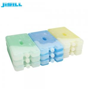 China Chillers Ice Block Cooler Cool Bag Ice Packs With Cooling Gel Inner on sale
