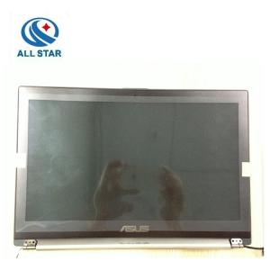 China Asus ZenBook UX31E LCD Screen Assembly Upper Half Set 1366*768 CLAA133UA02S on sale