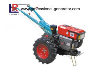 China Agriculture Machine 12HP Mini Hand Walking Tractor with Diesel Engine , 2WD Widely Use on sale