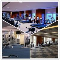 Shenzhen GYM/Garage/Hospital/School Plastic PVC Interlocking Flooring Tiles