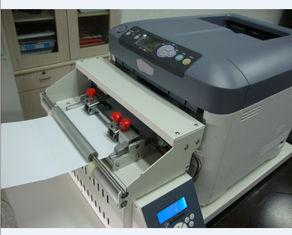 China CMYK 4 Color A4 Size Roll To Roll Laser Printer for Short Run Label on sale