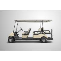 High End Electric Motor Golf Cart Club Car Precedent 6 Passenger 48V 4 KW