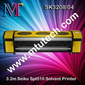 China Seiko Large Format Solvent Printer on sale