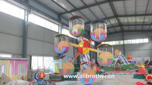 China indoor amusement rides mini ferris wheel for sale Christmas shopping mall on sale