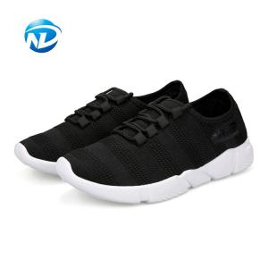 China Breathable Cloth Shoes For Men Lace-up Textile Fabric Soft Sole Shoes For Male on sale