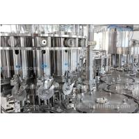 China Beverage or Alcohol Drink Automatic Bottling Machine Rinsing Filling Capping 12000b/h on sale