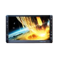 Touch Screen 7 Inch Car Radio Gps Video 2 Din Car Dvd Player With Bluetooth-Cr-7293