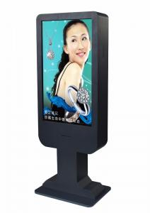 China Advertising Player Interactive Touch Screen Kiosk Queue Ticket Vending Dispenser Kiosk  Machine on sale