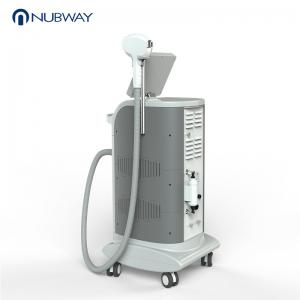 China Nubway best painless high technology 808 soprano diode laser hair removal Machine with big spo supplier