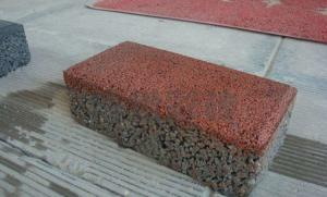 Quality Ecological Ceramics Water Permeable Brick / Permeable Paving Products for sale