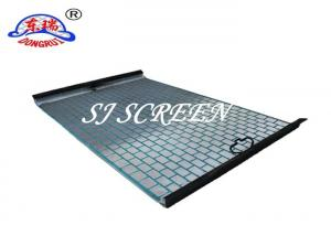 China Hookstrip Flat 500Series Vibration Screen Shale Shaker Screen for Oil Field on sale