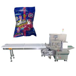 China PLC Cigarette Holder Horizontal Flow Packing Machine on sale