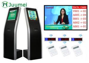 China Multifunctional Advertising Screen Display Ticket Dispenser Machine on sale