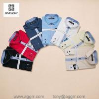 Givenchy long men shirts designed shirt cheap shirts fashion quality shirt