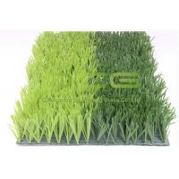 China 60mm High FIFA Standard Football Grass / Artificial Turf Grass For Soccer Field on sale
