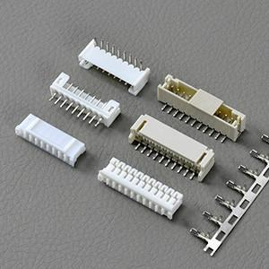 China Equal JST PH Wire To Board 2mm Pitch Connector Housing , Terminal , Wafer For Robotics on sale