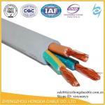 Cable de goma de fines generales del voltaje ca 450/750V