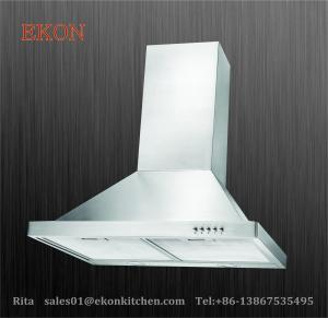 China 430 Stainless Steel 600 mmTypcial Mechanical Switch kitchen exhaust fan on sale