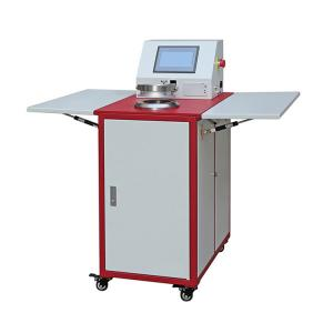 China Full Automatic Textile Fabric Air Permeability Test Machine and Porosity Test Machine / Equipment on sale