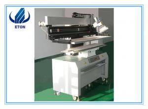 China ET-1200 Semi Automatic Stencil Printer for PCB printing 1.2m on sale
