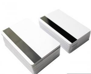 China Tarjeta inteligente sin contacto de alta calidad del tamaño LF/HF/UHF de la tarjeta de crédito on sale