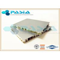 Mill Finished Aluminium Honeycomb Sandwich Panel Ship Building Materials Eco Friendly