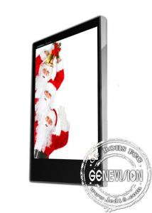 China 22 inch Slim Vertical LCD AD Board with Real Color LCD Screen 450cd/m2 on sale