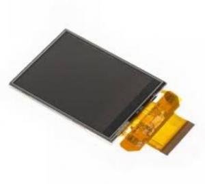 China 2.8 LCD Touch Screen Controller TFT Touch Panel High Resistance 4 LEDs on sale