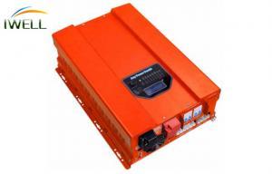 China 1-12 KW MPPT Solar Inverter Energy Saving 50Hz / 60Hz Off-Grid Solar Inverter 48vdc To 220vac Inverter on sale