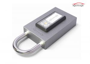 China South Aferica High Security petro chemical industry GPS Tracking Padlock on sale