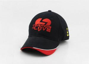 China Custom 6 Panel Design Promotional Baseball Caps For Advertising Eco Friendly on sale