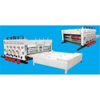Flex Printing Machine Flexo Printing Slotting Machine XinTian XT-L Series