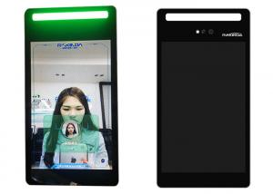 China Smart 3D Camera Biometric Face Recognition Device Time Attendance System 800*1280 on sale