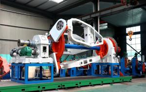 China Independent Motor Driving Siemens Laying Up Machine on sale